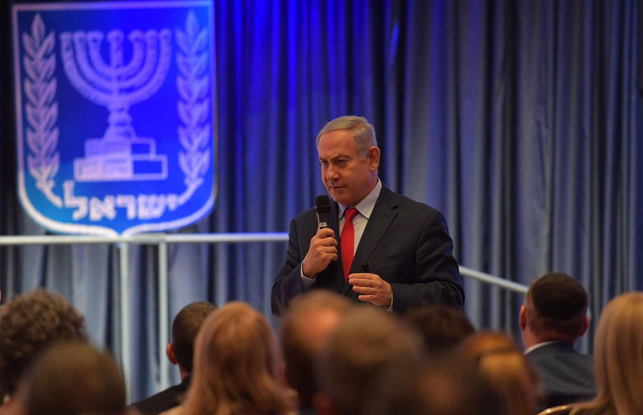 Fabulous Netanyahu Meets With Visiting Delegation Of Us Democratic Home Interior And Landscaping Transignezvosmurscom