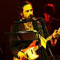 David Berman performs with the Silver Jews in 2006. (Yani Yordanova/Redferns/Getty Images via JTA)