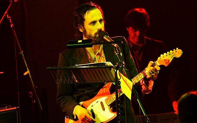 David Berman performs with the Silver Jews in 2006. (Yani Yordanova/Redferns/Getty Images via JTA)