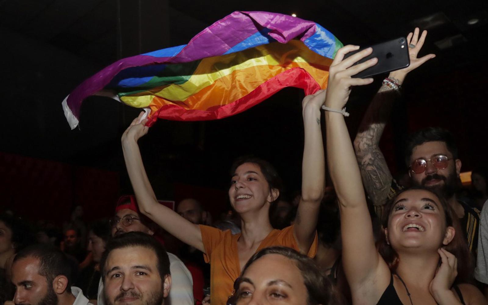 Beirut gay incontri