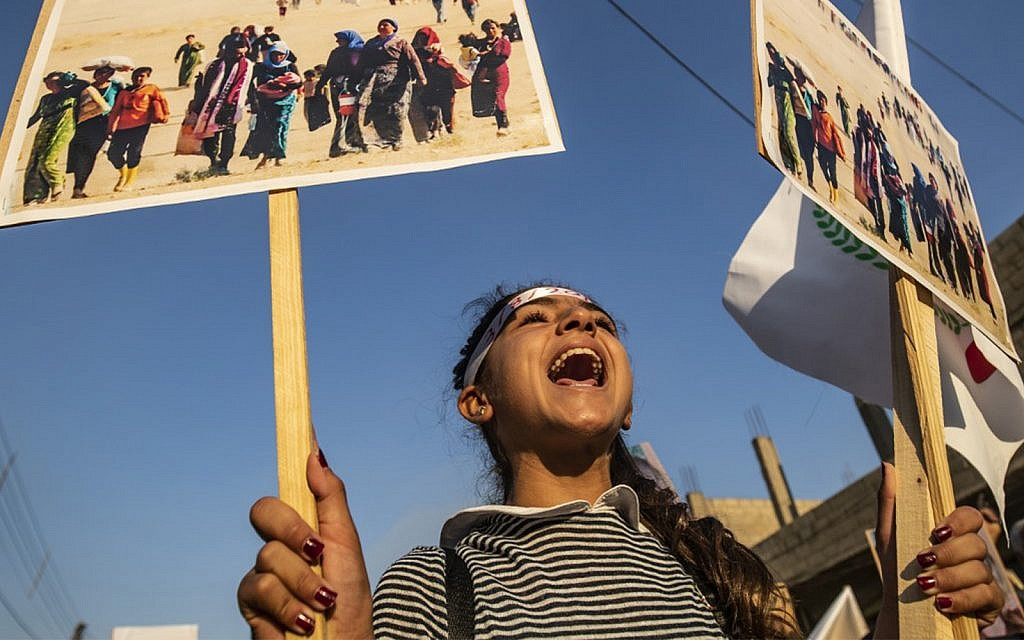 Five years on, remnants of Yazidi community remember brutal IS onslaught