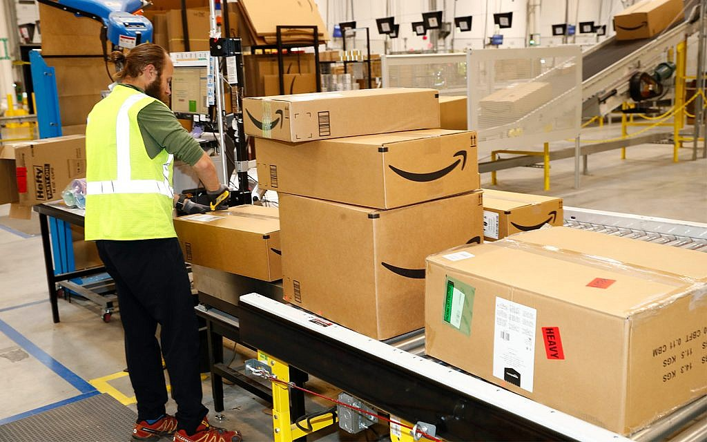 With free shipping offer, Amazon launches 8th language option: Hebrew