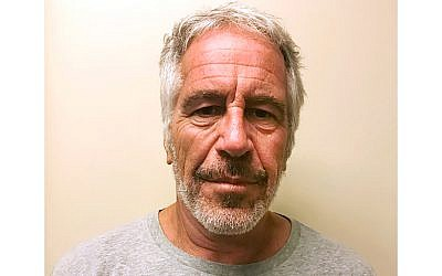 Jeffrey Epstein, on March 28, 2017. Epstein died by suicide while awaiting trial on sex-trafficking charges. (New York State Sex Offender Registry via AP, File)