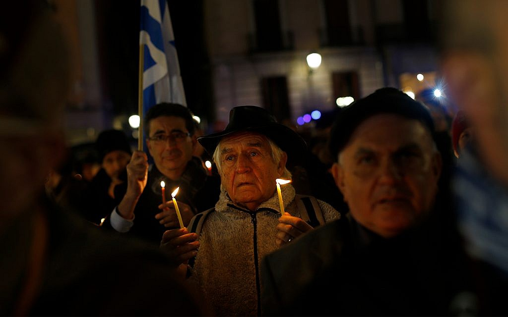 Spanish city gathers descendants of Jews named after it