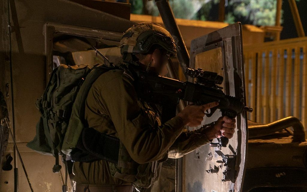 Soldiers censured for failing to act during Gaza border attack that injured 3