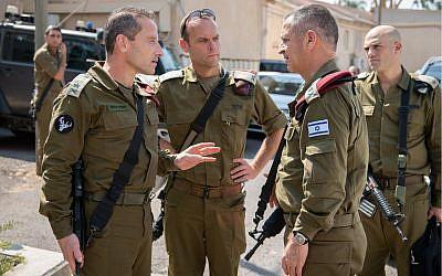 Alerta total na fronteira Israel e Líbano
