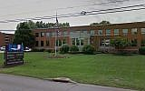 Screen capture of the Youngstown Jewish Community Center in Ohio. (Google Maps)