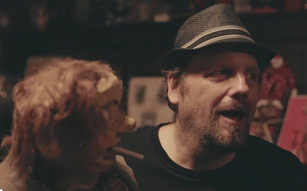 The Amazing Jonathan in 'The Amazing Jonathan Documentary.' (Screenshot/Hulu)