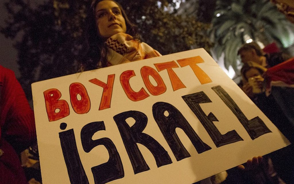 Florida county passes resolution opposing Israel boycotts