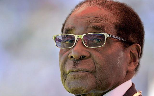 Robert Mugabe, longtime Zimbabwe leader, dies at 95   The