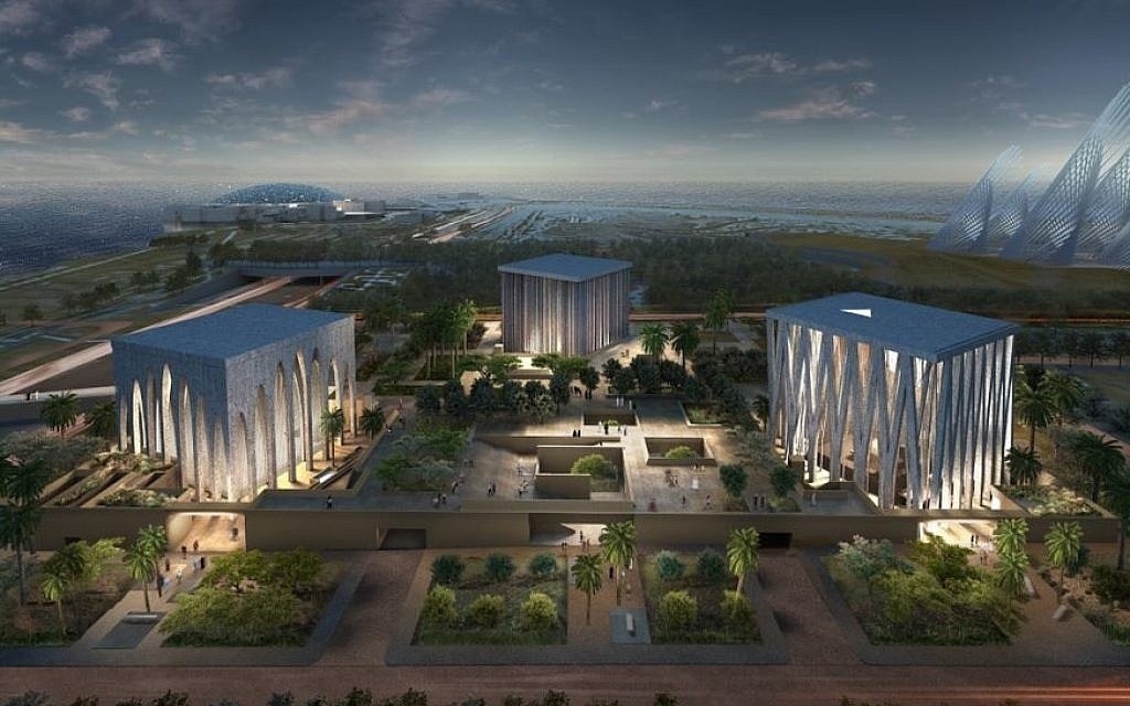 UAE to open synagogue, part of interfaith compound, in 2022
