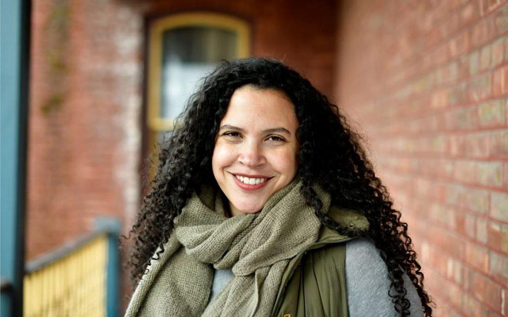Lacey Schwartz Delgado. (Courtesy)