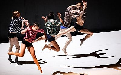 The Emanuel Gat dance troupe will perform at Tel Aviv's Suzanne Dellal Center for Dance and Theater on October 3 and 4, 2019 (Courtesy Emanuel Gat)