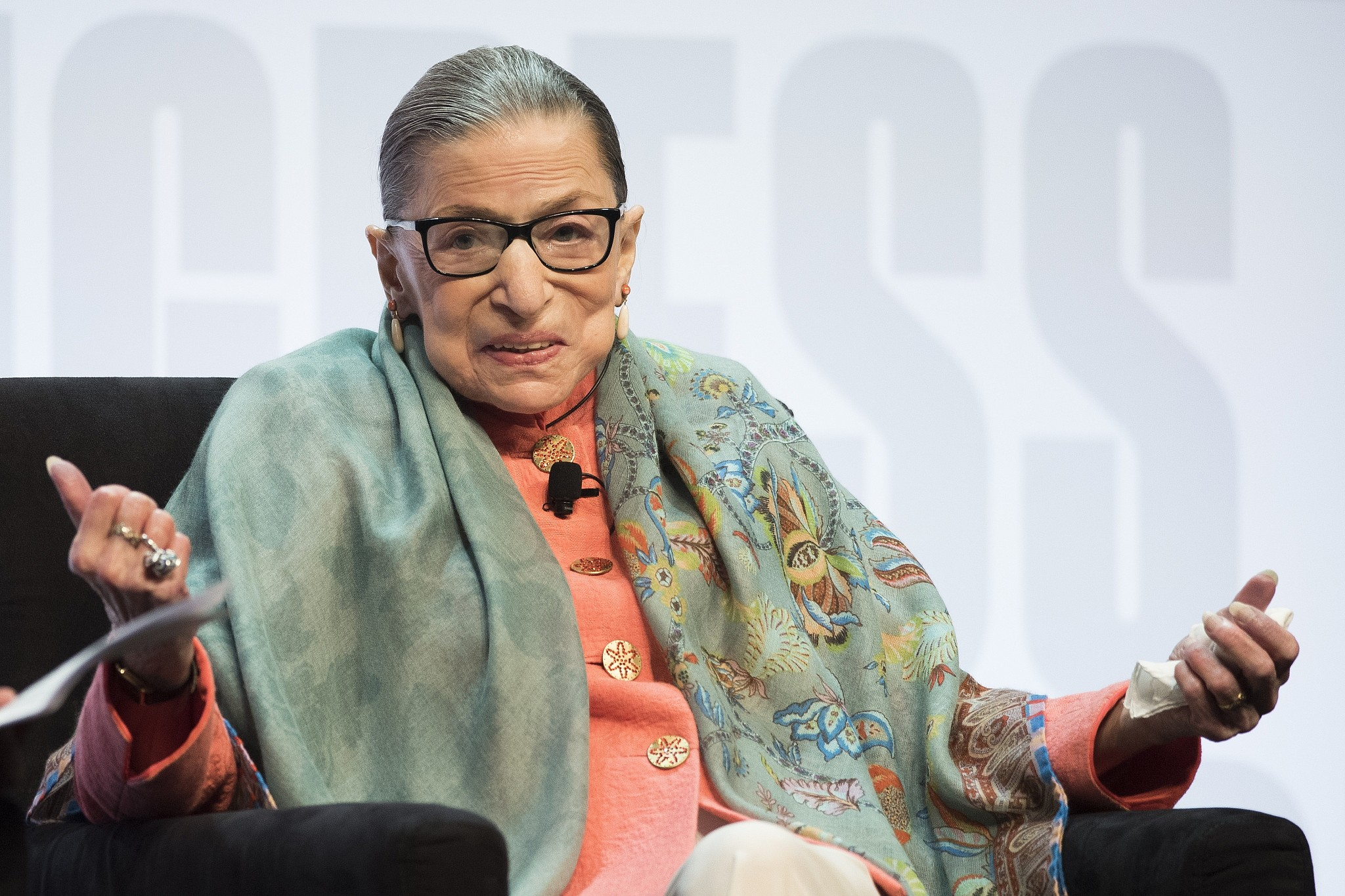 Supreme Court Justice Ruth Bader Ginsburg released from hospital after nonsurgical treatment