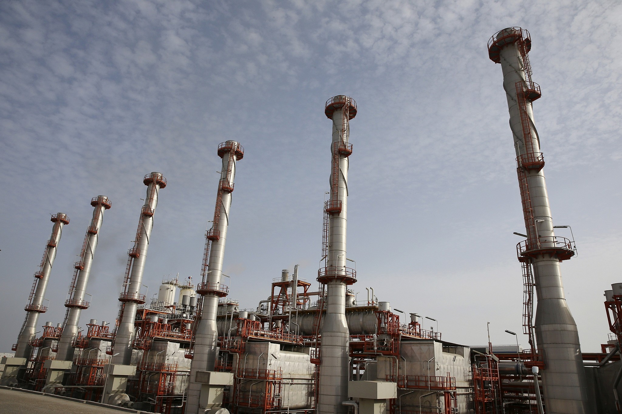 Iran Says Chinese State Oil Firm Pulls Out From $5b Deal