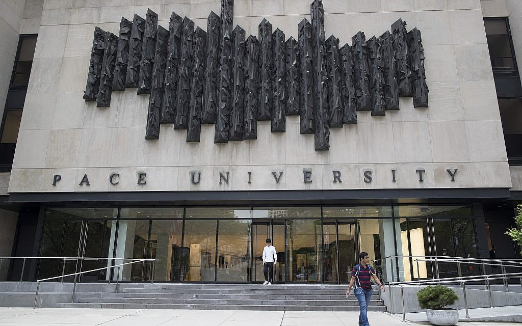 Jewish professor claims Pace University ousted him over his faith