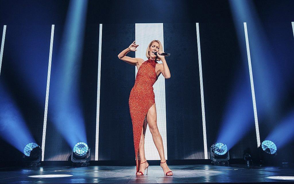 Celine Dion adds second summer concert date in Tel Aviv