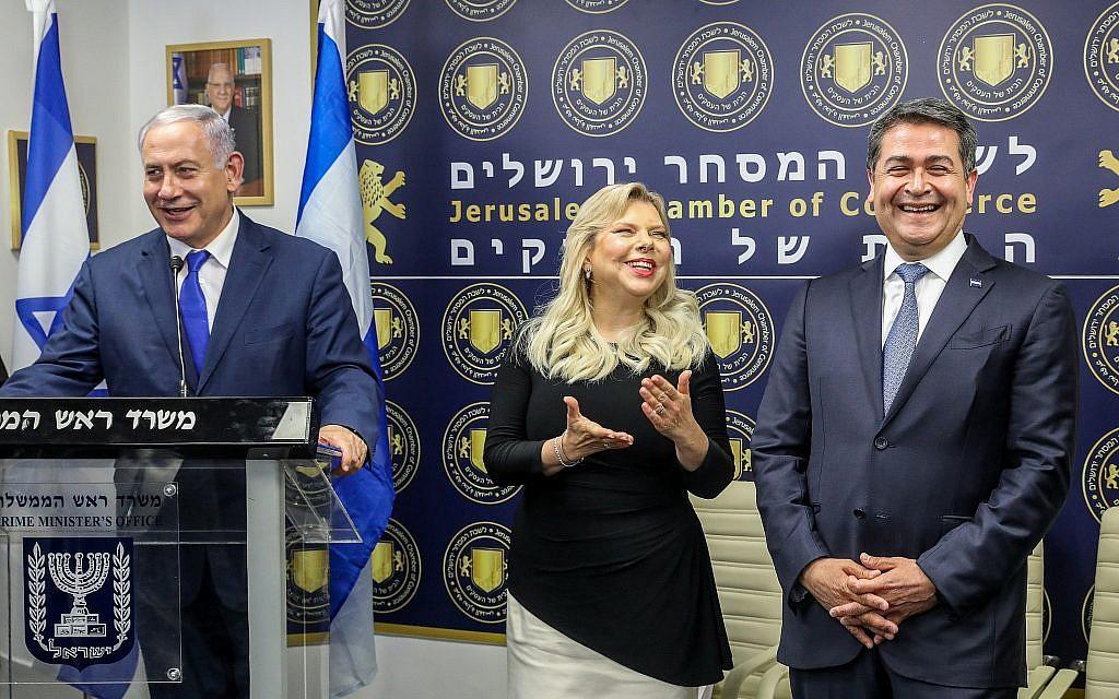 Honduras opens trade office in Jerusalem, in 'first step' toward embassy move