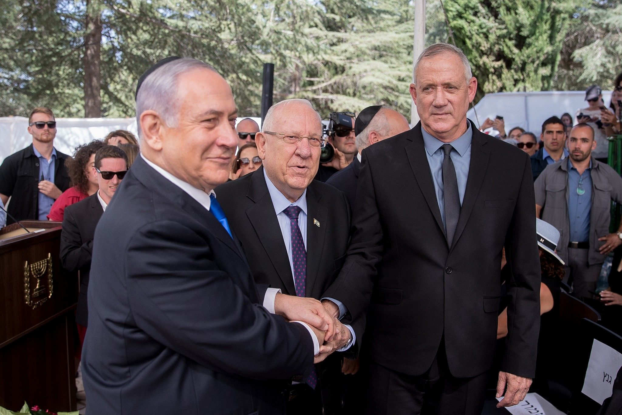 Netanyahu coalition offer rebuffed