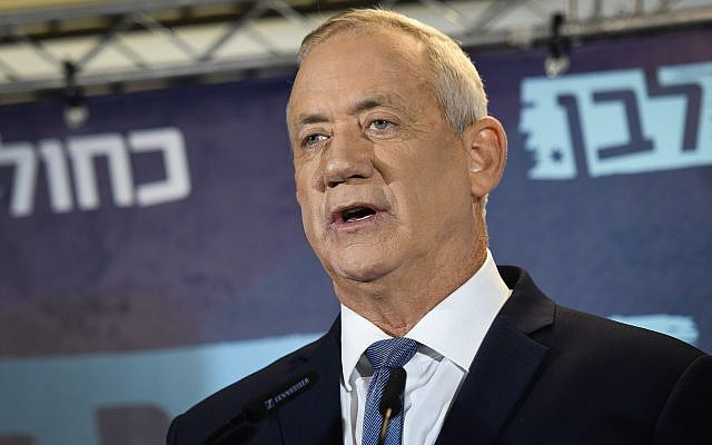 Likud and Blue & White meet on forming new government
