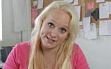 Jennifer Arcuri (Screencapture/YouTube)