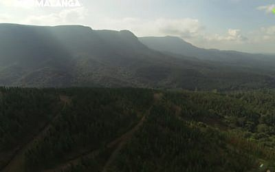 Screen capture from video of Mpumalanga, South Africa. (YouTube)