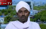 Nasr-Eddin Mofarah, Sudan's new minister for religious affairs, speaks with Saudi broadcaster Al Arabiya on September 6, 2019. (Screen capture: MEMRI)