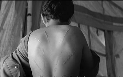 Screen capture from video of the Holocaust movie 'The Painted Bird.' (YouTube)