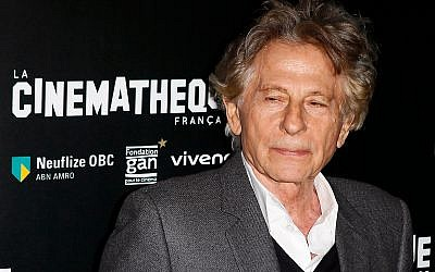 "Director Roman Polanski poses during a photo call to the screening of ""Based on a true story"" in Paris, France, October 30, 2017. (AP Photo/Francois Mori,file)"