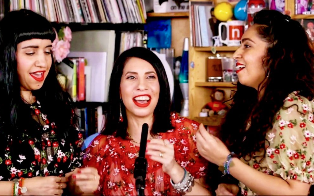 Israeli trio A-WA performs for NPR's 'Tiny Desk Concert