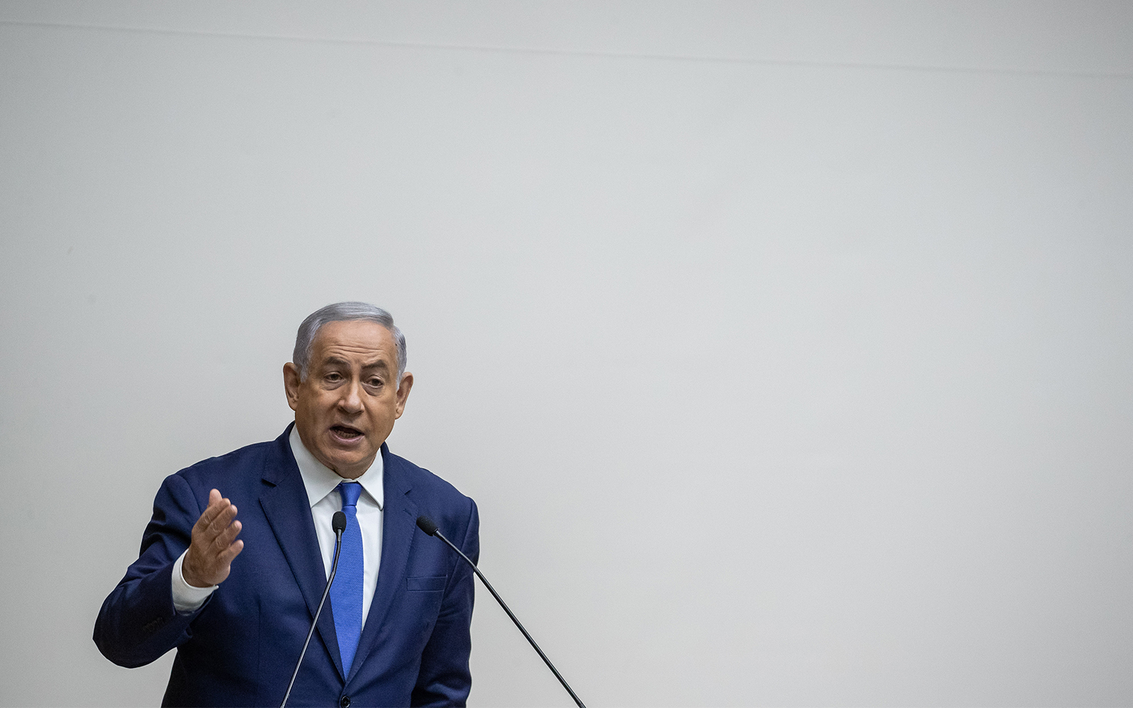 Israeli PM vows to begin annexing West Bank settlements