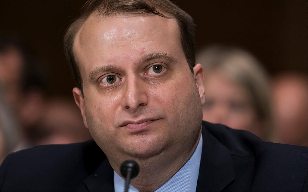 The arguments at the heart of Trump's Jewish judicial nominee controversy