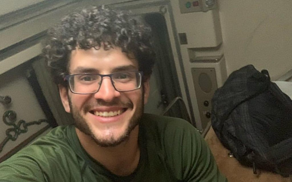 Israeli traveler, missing in Egypt for a week, turns up at home