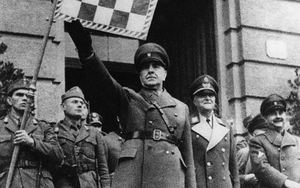 Ante Pavelić - Hitler's Forgotten Ally