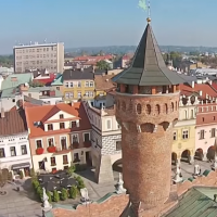 Illustrative: A view of Tarnow, Poland (YouTube screenshot)