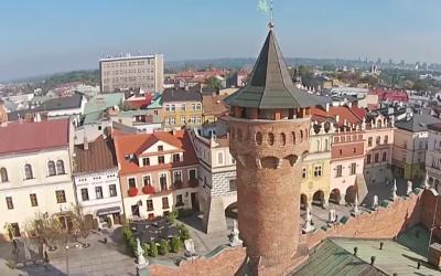 Illustrative: A view of Tarnow, Poland (YouTube screenshot)