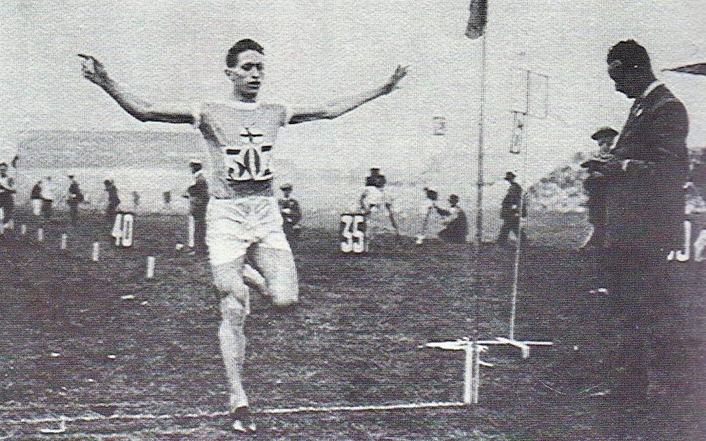Forgotten Olympic track champion's legacy races on in Israel