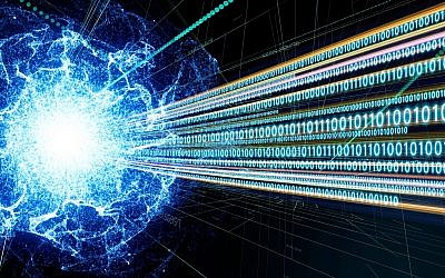 An illustrative image of a quantum computing concept (metamorworks; iStock by Getty Images)