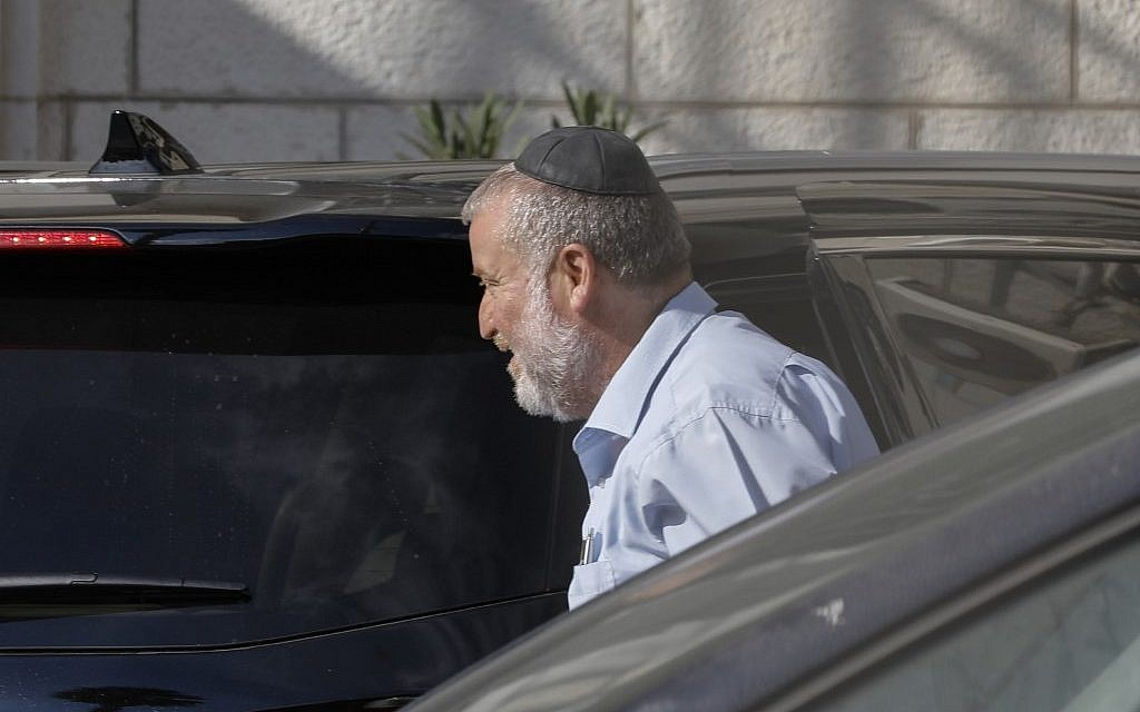 AG said aiming for decision on Netanyahu indictment by mid-November