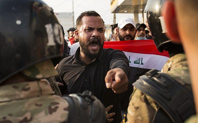 Αποτέλεσμα εικόνας για clashes in Iraq