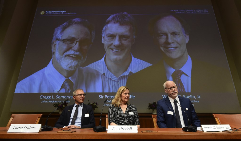 Nobel Prize in Physics 2019 celebrates Earth's cosmic context