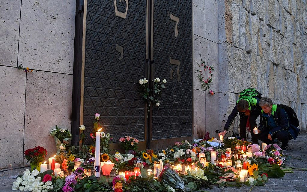 Social media networks withhold livestream data of Halle synagogue attack