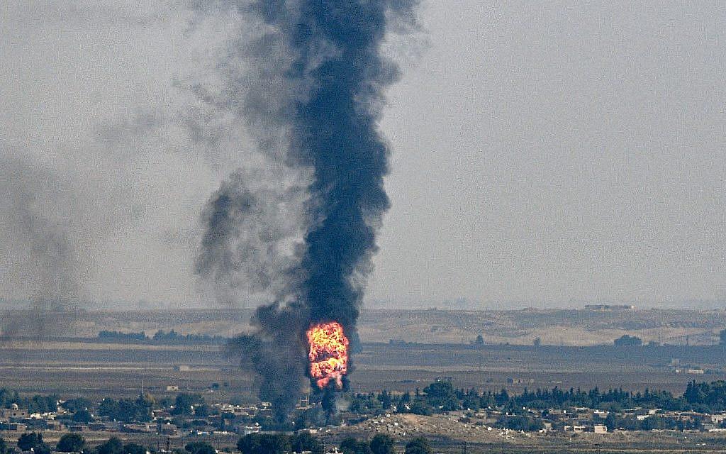 Kurdish politician urges Israeli diplomatic intervention to stop Turkish assault