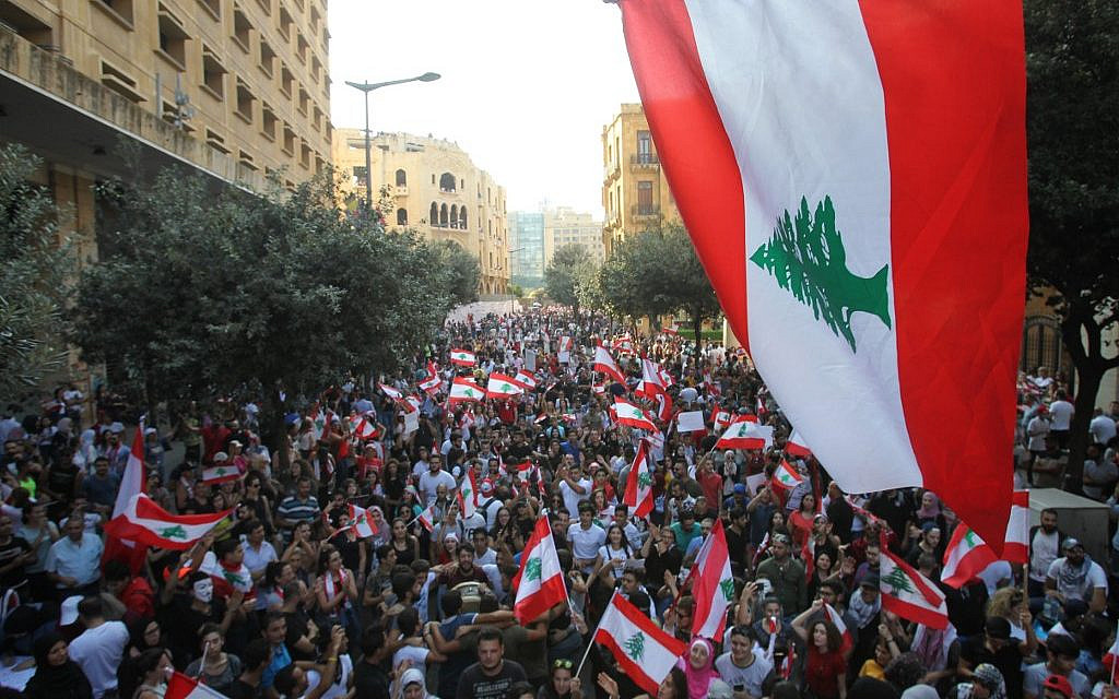 Lebanon's sectarian power-sharing balance faces challenge after 30 years