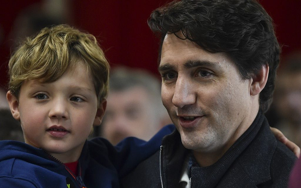 Trudeau's Liberals win Canada elections, will form minority government