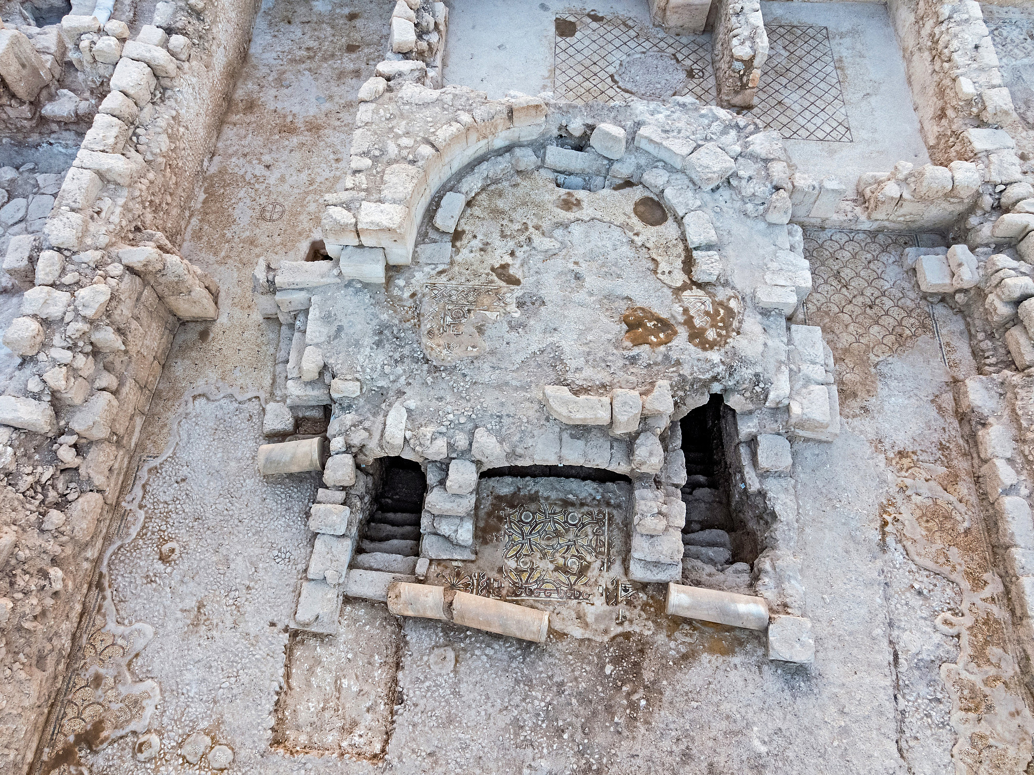 Ramat Beit Shemesh: Opulent 1,500-year-old Church To Mystery 'glorious Martyr
