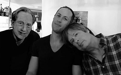 From left: Alan Zweibel, Adam Mansbach, and Dave Barry. (Courtesy)