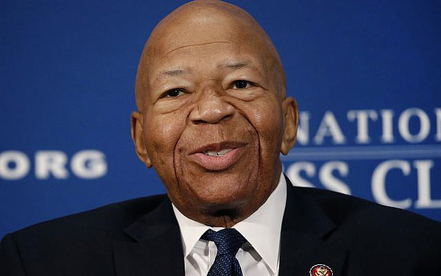 Elijah Cummings Has Died