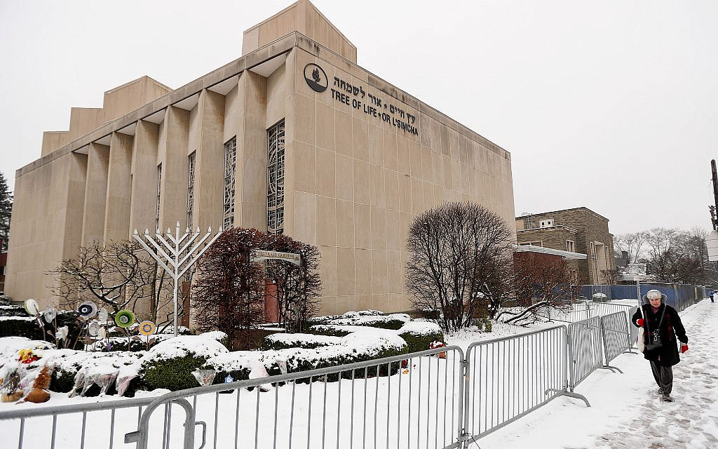 After massacre, Pittsburgh synagogue plans to reopen as center for Jewish life