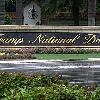 This June 2, 2017, file image made from video shows the Trump National Doral in Doral, Fla. President Donald Trump said on Twitter on Saturday, Oct. 19, 2019, he is reversing his plan to hold the next Group of Seven world leaders' meeting at his Doral, Florida, golf resort. (AP Photo/Alex Sanz, File)